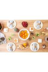 Sheldon Ceramics Silverlake Dinner Plate Classic White
