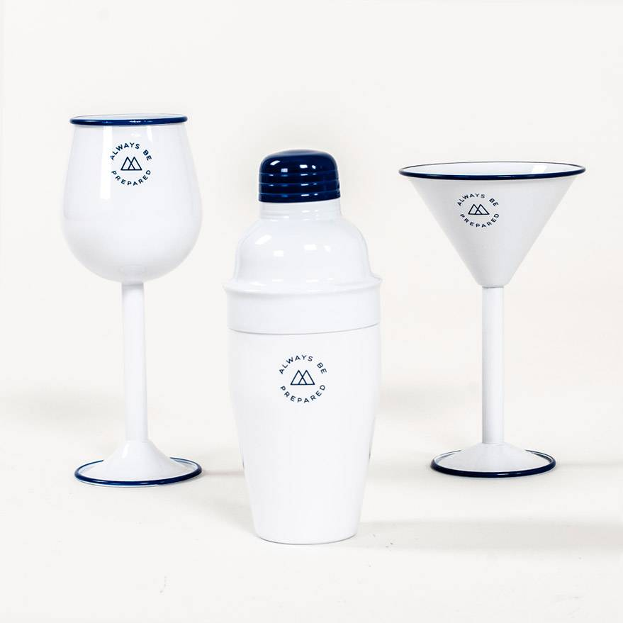 Fred and Friends Wander Ware  Wine Cup