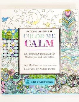 Chronicle Books Color Me Calm