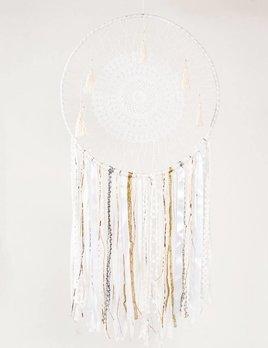 Modelli Creations 24'' White Dreamcatcher