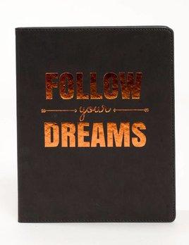 Eccolo Follow Your Dreams Journal