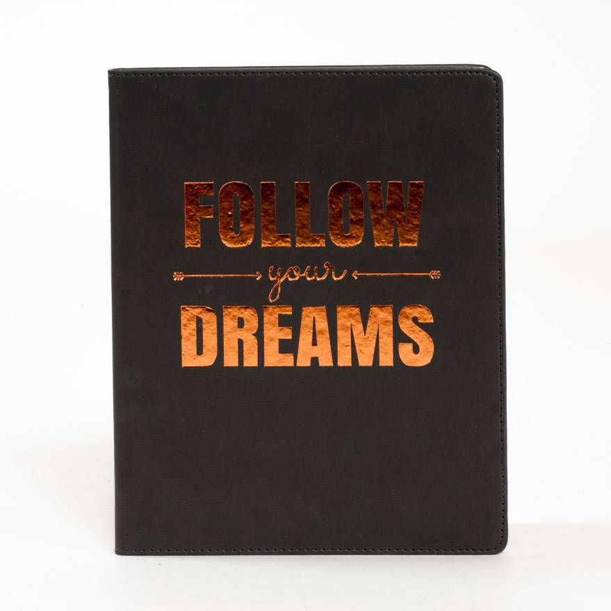 Eccolo Follow Your Dreams Journal