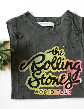 Daydreamer Stones Distressed Tank