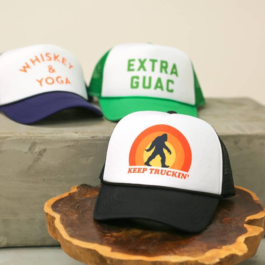 Headline Keep Truckin Hat