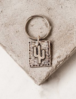 Richard Schmidt Cactus Key Ring