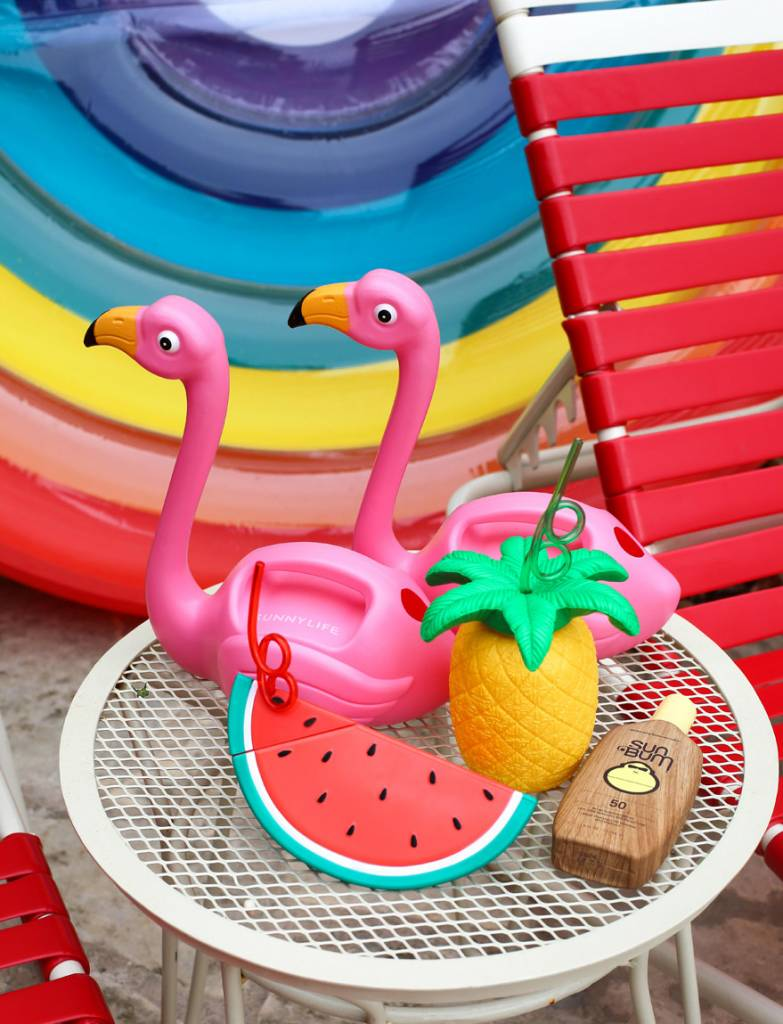 Sunnylife Flamingo Watering Can