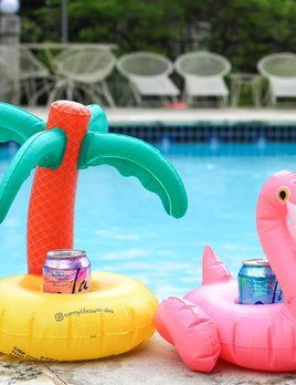 Sunnylife Inflatable Tropical Drink Holders