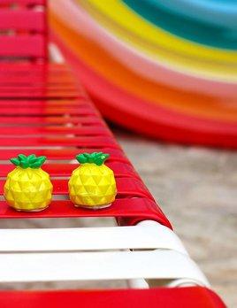 Twos Company Pineapple Lip Gloss