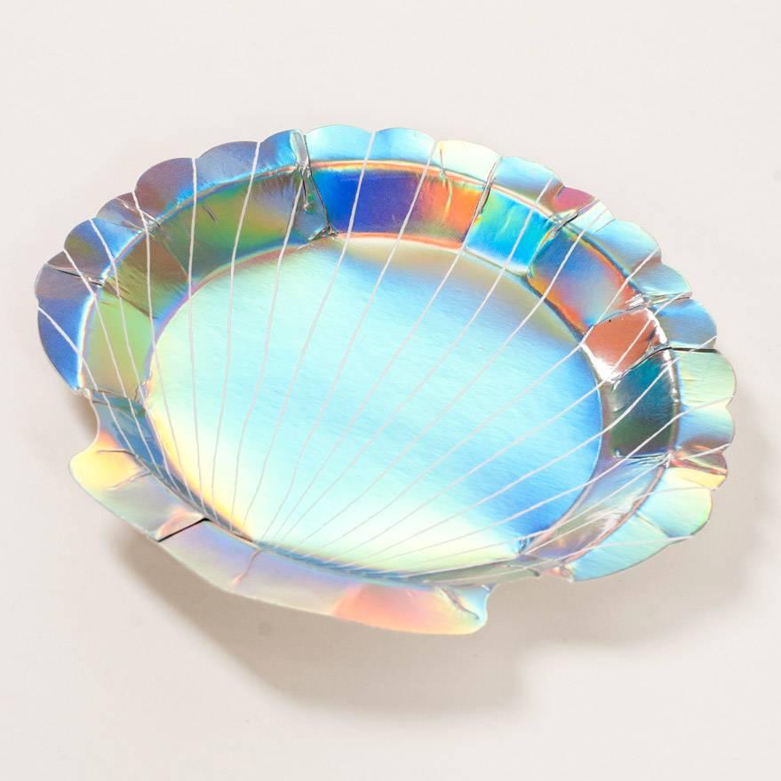 Meri Meri Shell Plate