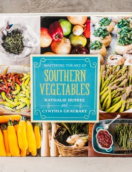 Gibbs Smith Mastering Southern Vegetables