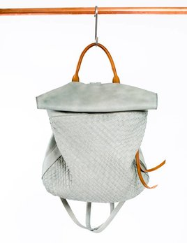 Moda Luxe Journey Backpack Grey