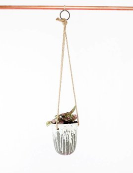 Creative Co Op Hanging Terracotta Planter S