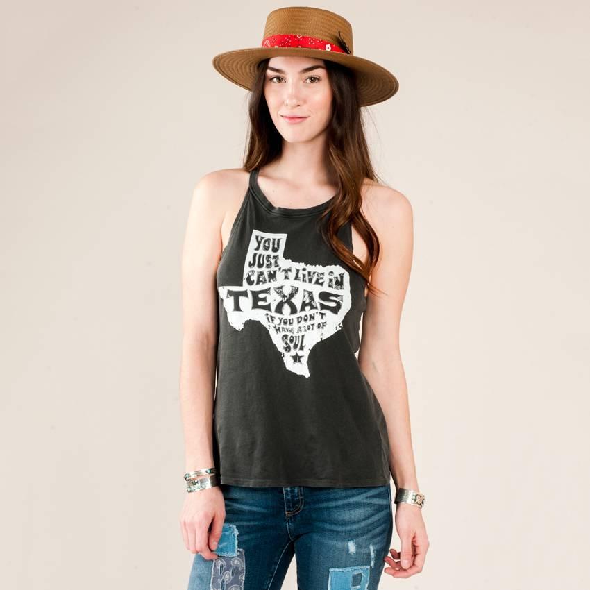 Midnight Rider Texas Soul Tank