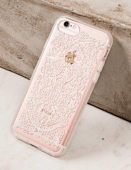 Rifle Paper Co Clear Floral Lace iPhone 7 Plus