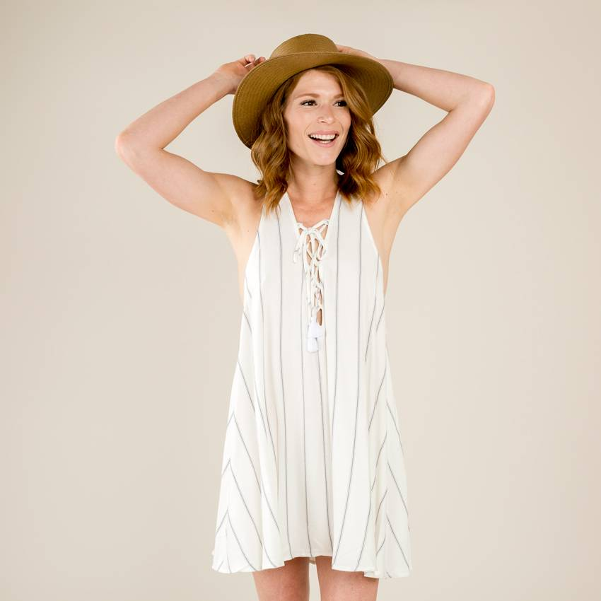 Show Me Your Mumu Rancho Mirage Lace Up Sail Away With Me