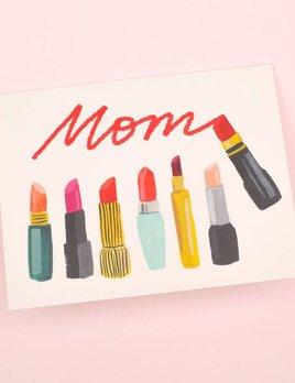 Idlewild Co Lipstick Mom Card