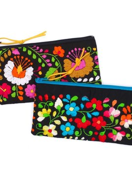 Erica Maree Mexico Clothing Handbags and Accessories Lapicero Pouch