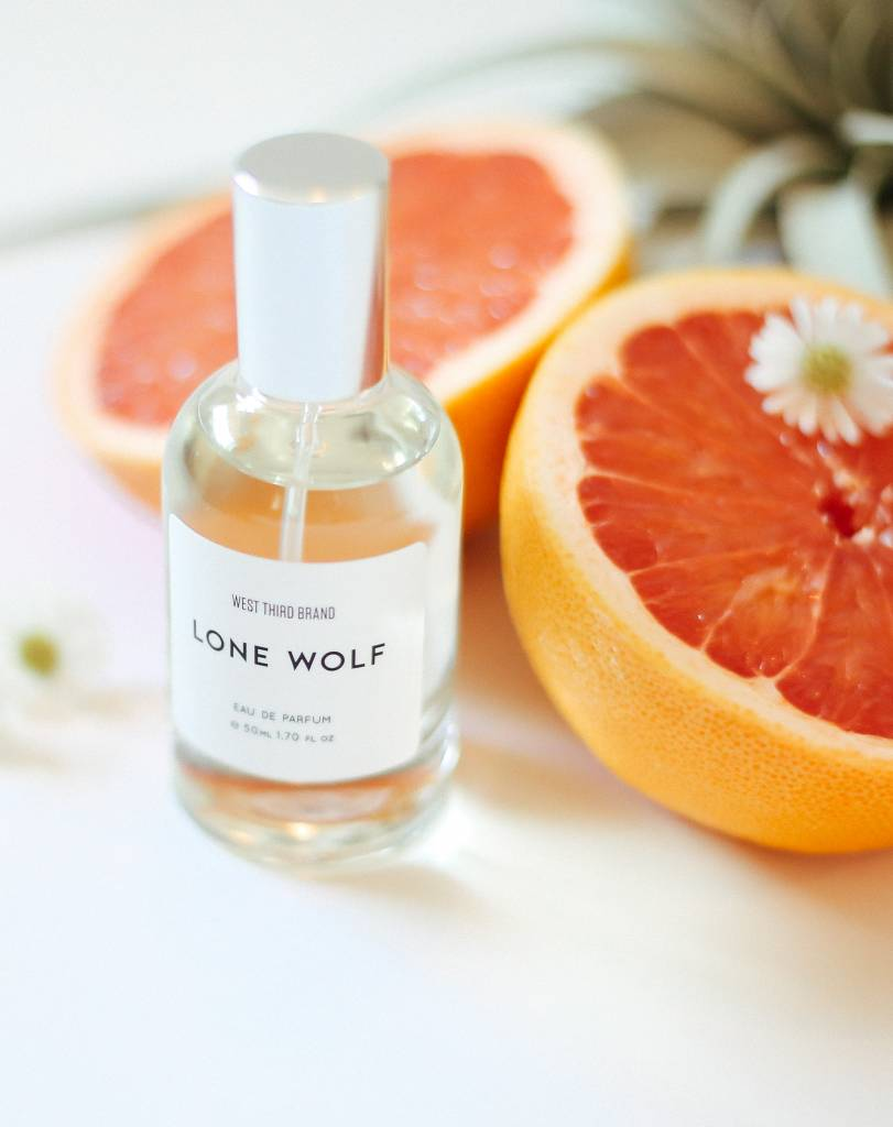 West Third Brand Lone Wolf Perfume Large