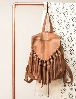 Day and Mood Lee Backpack Camel