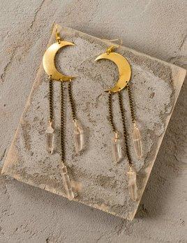 Gypset Honey Luna Earrings