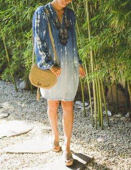 Tina and Jo Marni Tassel Dress