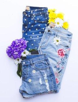 Rails Jesse Daisy Short