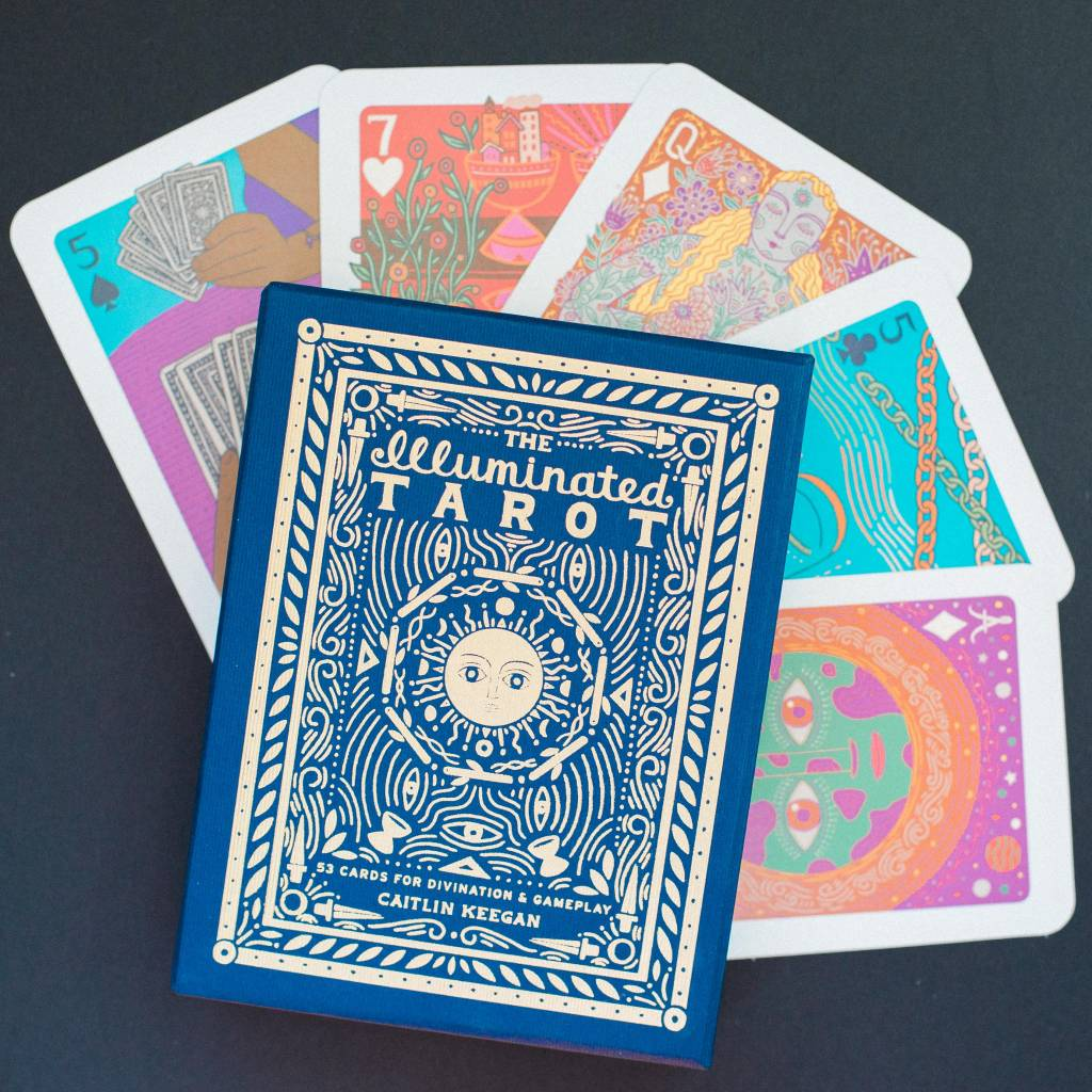 Random House Illuminated Tarot