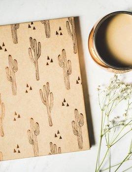 Designworks Ink Cactus Notebook