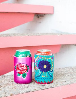 Bando Will You Accept This Rose Koozie