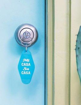 The Found Mi Casa Keychain