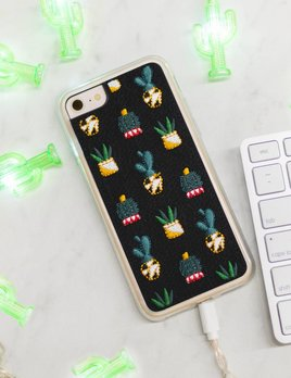 Decor Craft LED Cactus Charger