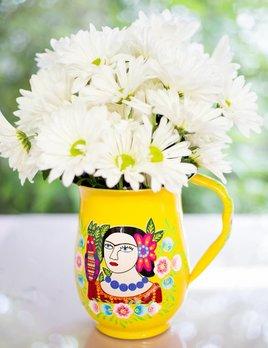 Karma Living Frida Pitcher