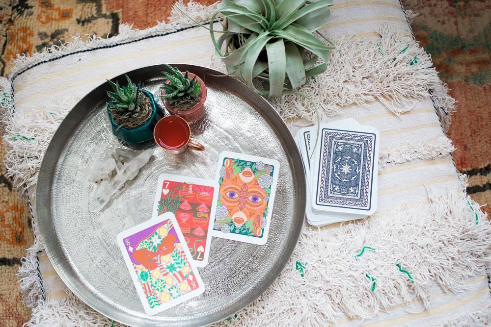 Random House Illuminated Tarot