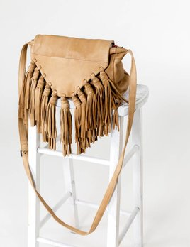 Day and Mood Lee Crossbody Bag Camel