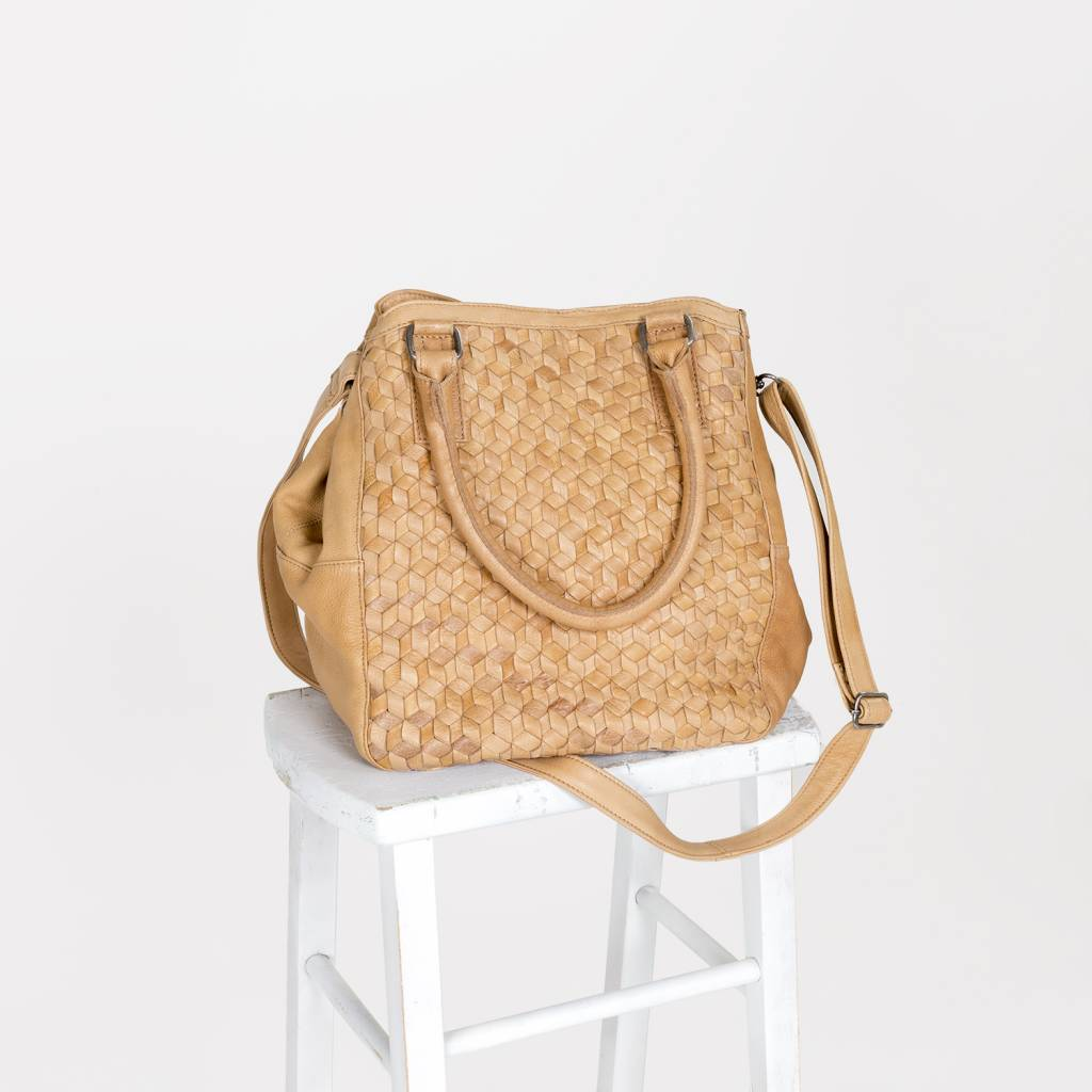 Day and Mood Nova Camel Tote
