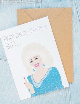 Tay Ham Oh Dolly Card