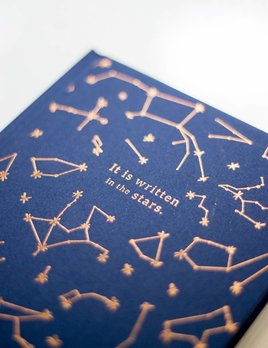 Designworks Ink Constellation Notebook