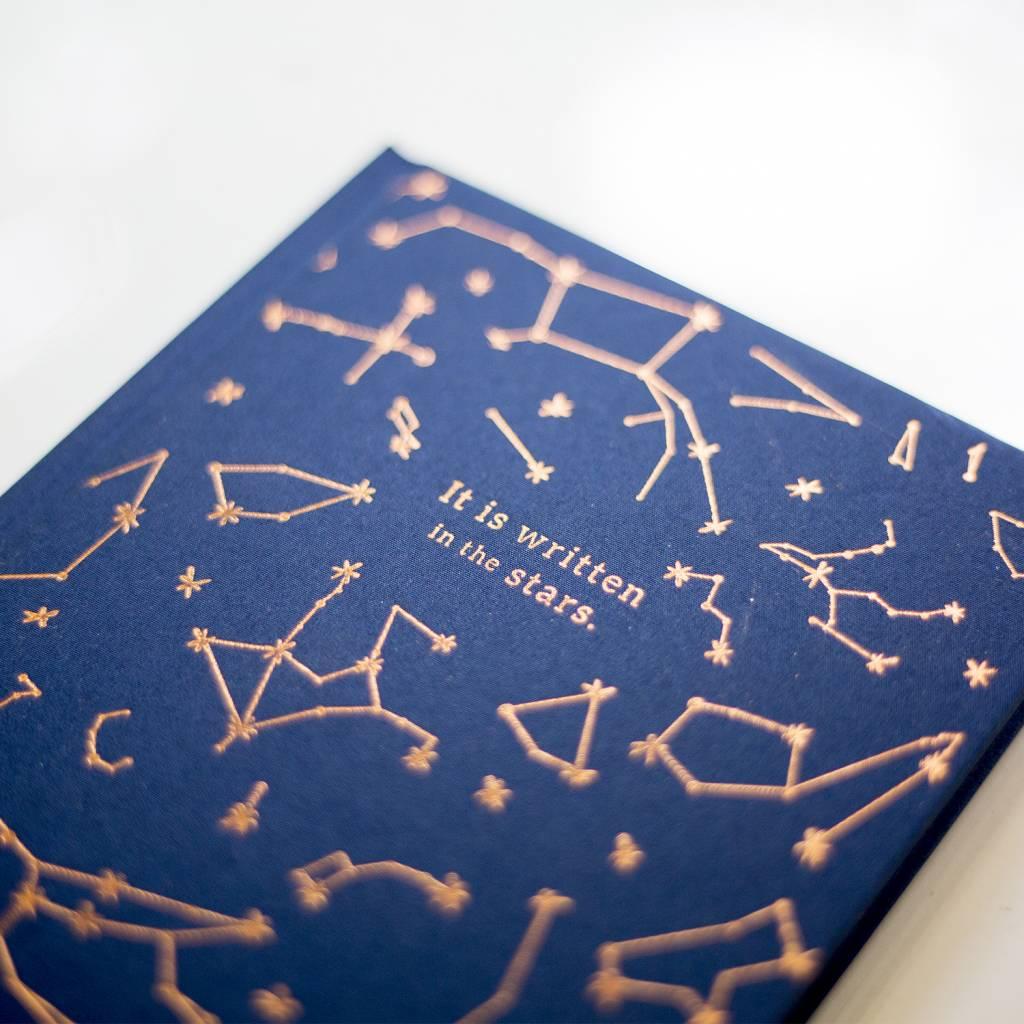 Designworks Ink Constellation Notebook