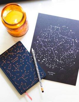 Alisa Bobzien Texas Constellation Print