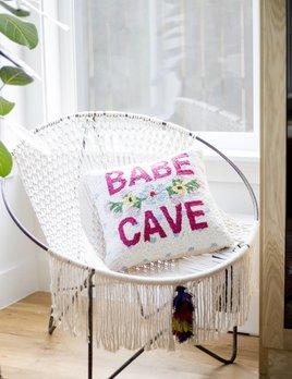 Peking Handicraft Babe Cave Pillow