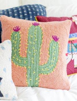 Peking Handicraft Festival Cactus Pillow