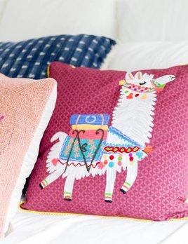 Karma Living Llama Pillow