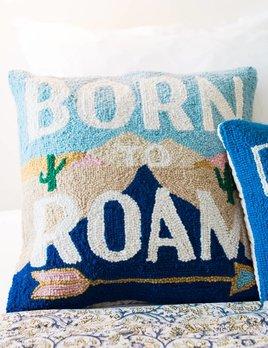 Peking Handicraft Born To Roam Pillow