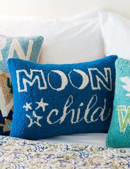 Peking Handicraft Moon Child Pillow