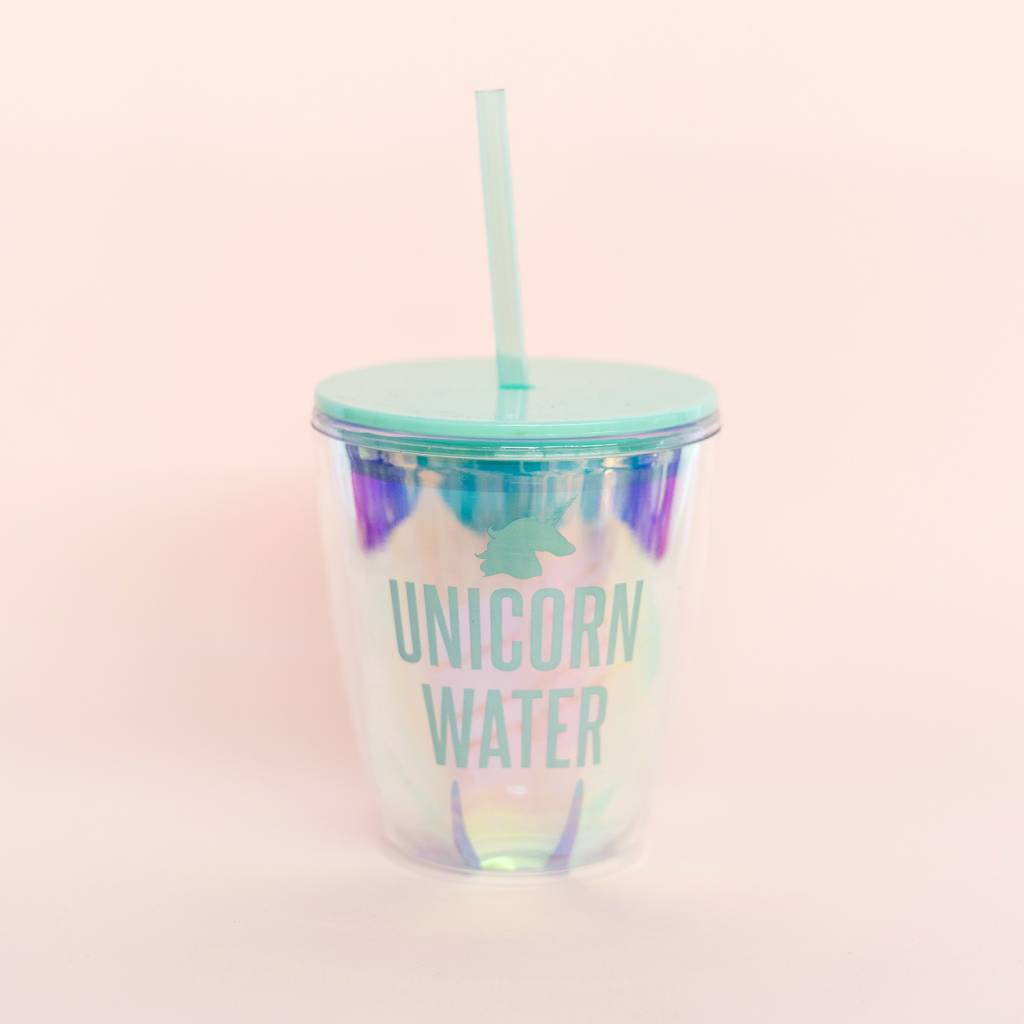 Slant Collections Unicorn Water Cup