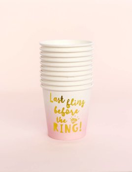 Slant Collections Last Fling Shot Cup