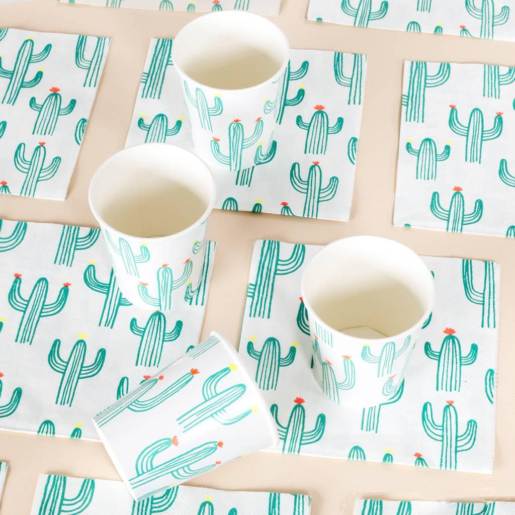 Meri Meri Cactus Cups