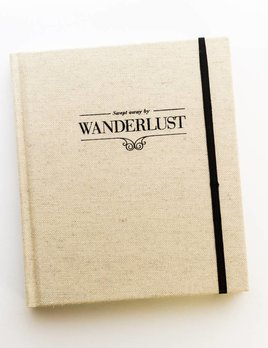 Axel and Ash Wanderlust Journal