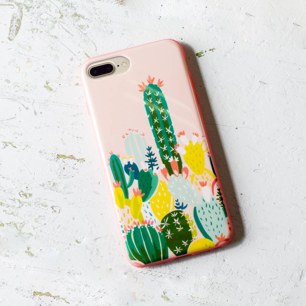 Idlewild Co Prickly Pear Phone Case
