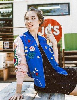 Bando Bando - Souvenir Shop Bomber Jacket
